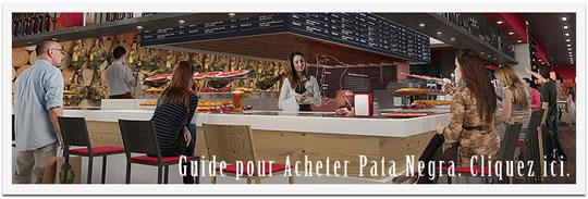 Guide Acheter Jambon Ibérique Pata Negra